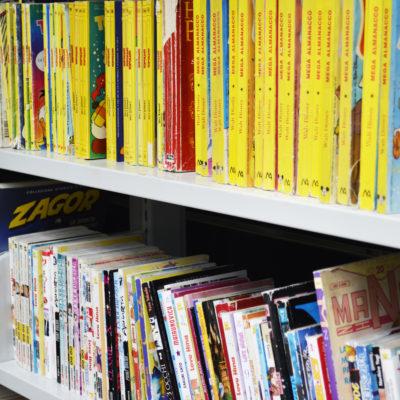 Libri e Fumetti